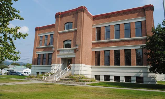 The Ktunaxa Nation Council, housed in this government building, is one of the recipients of a Social Grant from Columbia Basin Trust.