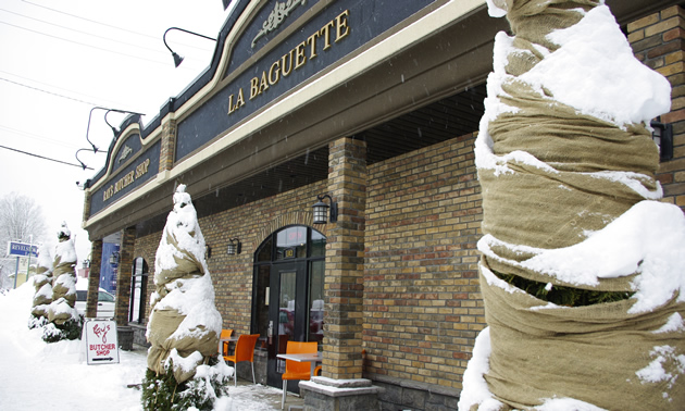 La Baguette Catering has three locations in Revelstoke, B.C.