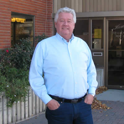 Lee Pratt is serving his second term as the mayor of Cranbrook, B.C.