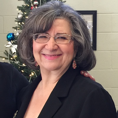 Mary Giuliano, mayor of Fernie, B.C.