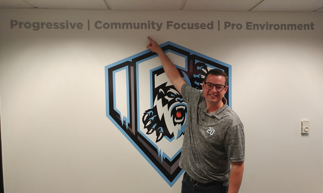 Kootenay Ice GM Matt Cockell is focused on community engagement, especially as the team celebrates 20 years in Cranbrook.