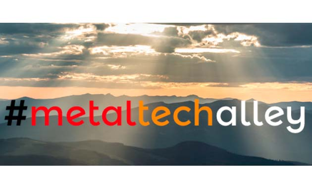 Logo for metaltechalley.