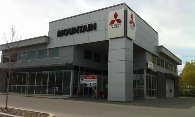 Mitsubishi dealership to re open in cranbrook kootenay for Furnace brook motors inventory