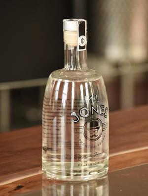 Mr. Jones Vodka is the first product of Jones Distilling in Revelstoke.