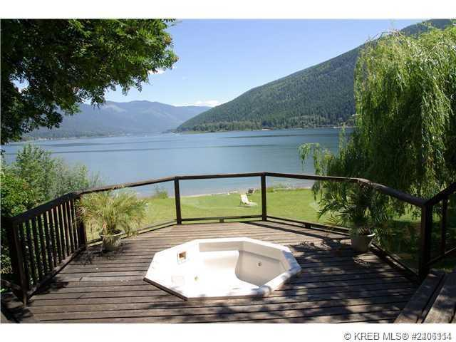 Waterfront Property In Nelson Bc