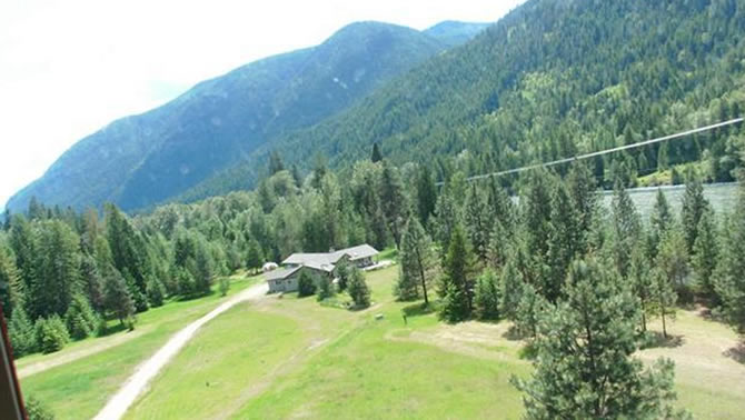 86 private, waterfront acres near Nelson, B.C.