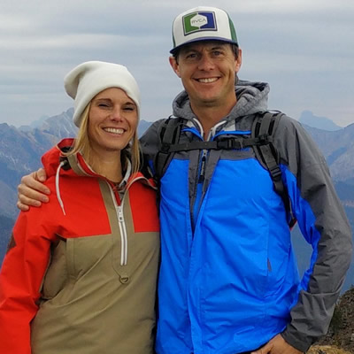 Nicole Pfeifer and Brett Price, owners of Suite Apps, love the lifestyle in their adopted community of Kimberley, B.C.