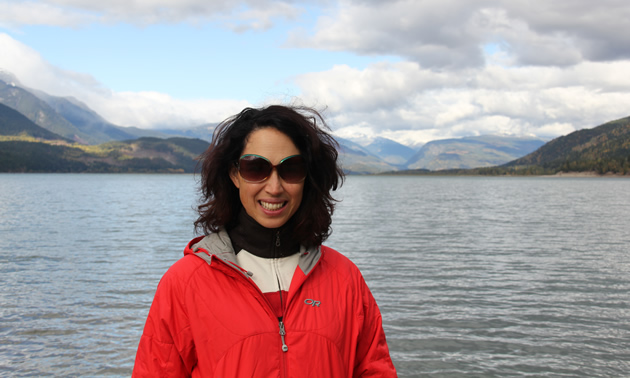 Nicole Fricot is the director of community economic development in Revelstoke, B.C.