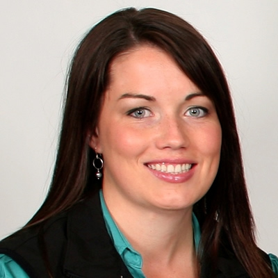 Nicole Anker is the commercial services account officer for the East Kootenay Community Credit Union.