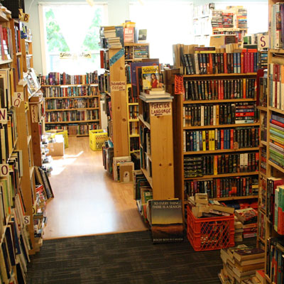 Jan Biava and Mike Daley have owned Packrat Annie's in Nelson, B.C., for 32 years.