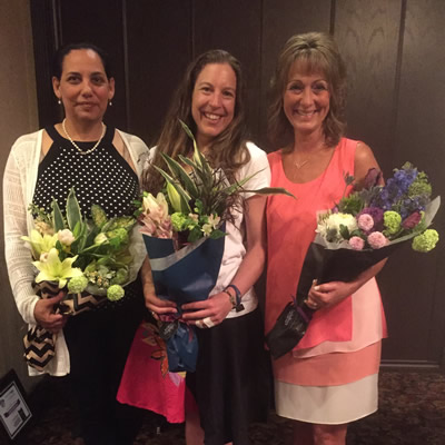 Pilar Portela, Natasha Lockey and Rauni Naud were given special recognition as influential women in business for 2018.