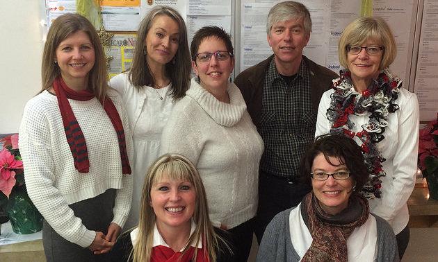Castlegar KCDS staff