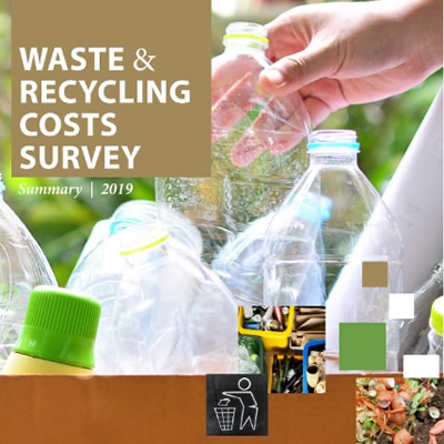 Cover of RDEK's survey on solid waste and recycling.