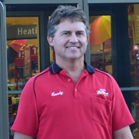 Randy Horswill, owner of the Home Hardware store in Nelson, B.C.