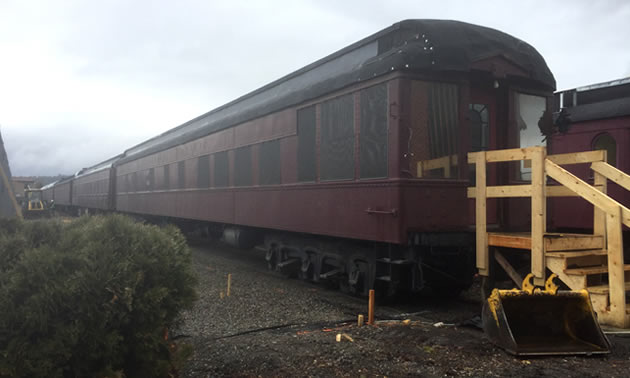 Photo of railcar