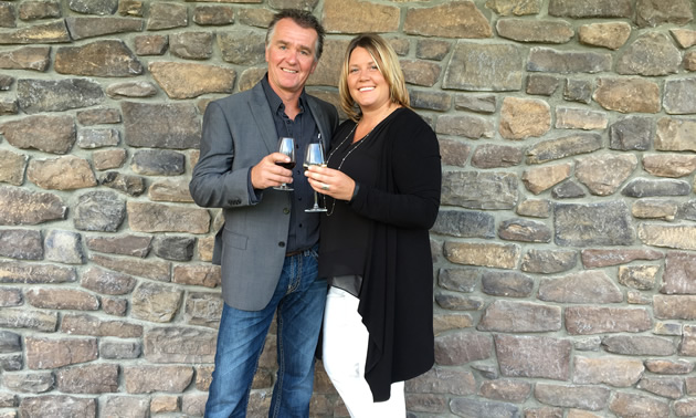 Ralph Casemore and Tanya Wall are redeveloping the former Kootenay Hotel in Creston. The new facility, called Casey's Community House, will likely open in spring of 2017.