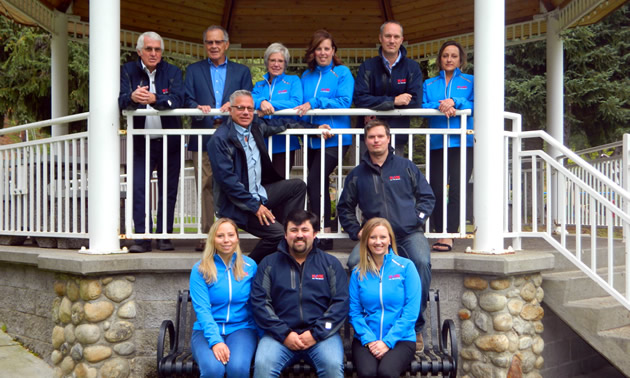 The Re/Max All Pro Realty team in Greater Trail, B.C.