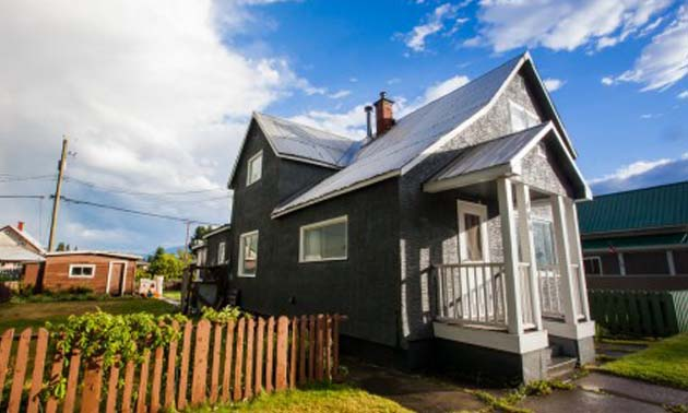 This typical Revelstoke heritage home is listed by Remax at $369,000, assessment values in Revelstoke went up 21% last year.