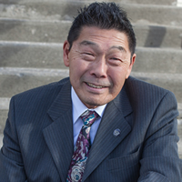 Ron Toyota has been re-elected as mayor of Creston, B.C., for his third term.