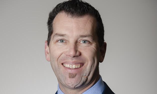 Schaun Goodeve, manager of economic development, Kimberley, B.C.