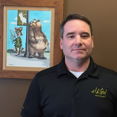 Scott Beeching is the director of planning and development services for the District of Elkford.
