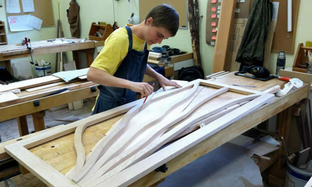 Selkirk Fine Woodworking Year End Show At Nelson Kootenay