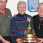 Photo of Ken Stephenson, Iris Bengzer and Bill Pettigrew