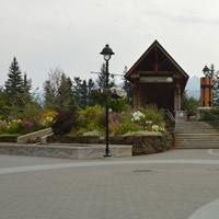 Spirit Square, Golden, B.C.