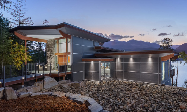 Boulder Beach Residence, a design by Studio 9.