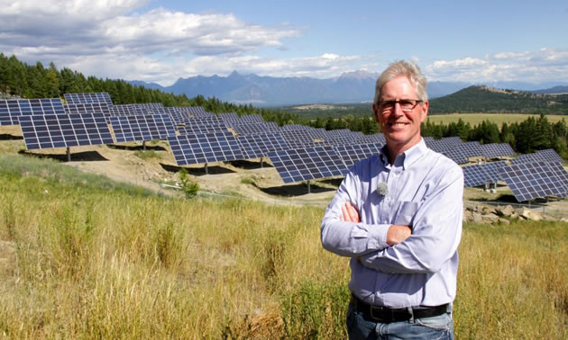 Kimberley Mayor Don McCormick says, Teck is the perfect partner (to purchase the Sunmine) for many reasons.