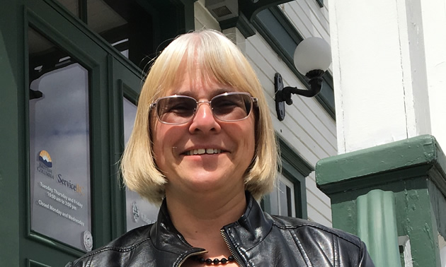 Suzan Hewat is serving her second term as the mayor of Kaslo, B.C.