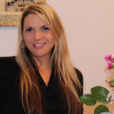 Suzie LaRose of Suzie's Designer Nails is a young entrepreneur in Castlegar, B.C.