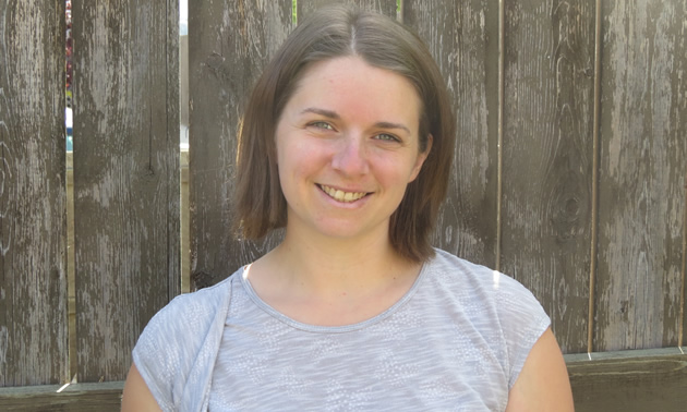 Theresa Wood is the community events co-ordinator in the District of Invermere.