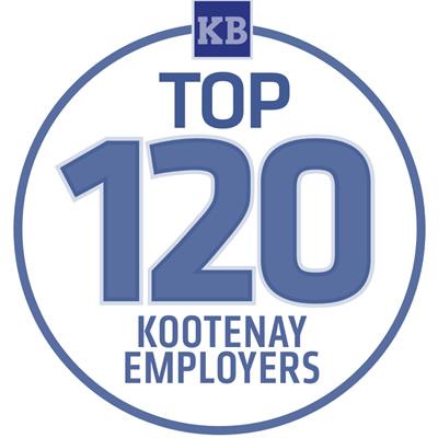 Top 120 Kootenay Employers of 2019