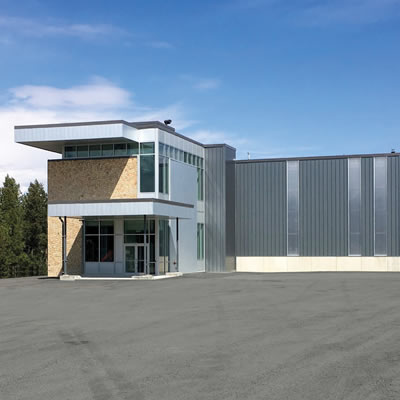 College of the Rockies' new trades building will be named Patterson Hall, in honour of James Patterson, whose vision for trades training and post-secondary education in the East Kootenays led to the opening of College of the Rockies more than 40 years ago.