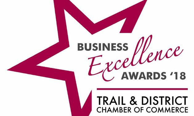 The 4th Annual Business Excellence Awards gala was held by the Trail and District Chamber of Commerce.