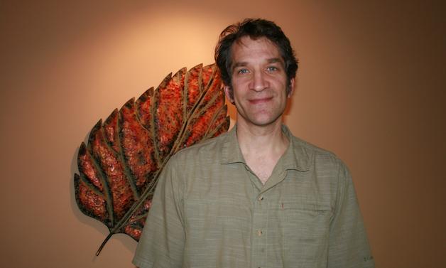 A portrait of Dr. Trent Brereton
