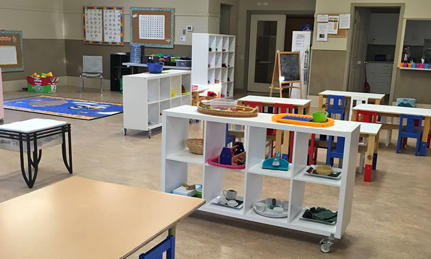 The Mountain Ridge Early Learning Program will be building a new facility in Invermere as one of the recipients of a Columbia Basin Trust Child Care Capital Grant.