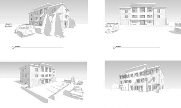 Lower Columbia Affordable Housing will be developing a new nine-unit apartment building in Trail.