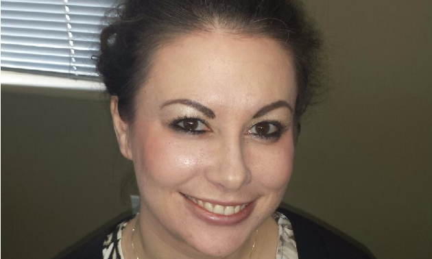 Ashley Pedersen, owner of  Freedom Business & Tax Centre