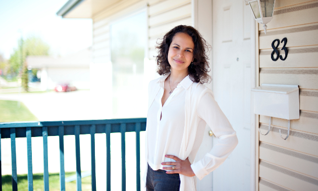 Jessica Curran, owner of  Primary Choice Homes in Nelson, B.C.