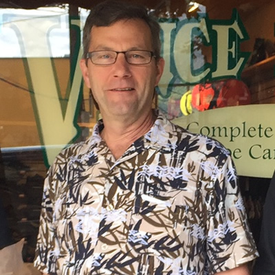 Vince DeVito Shoes is a 90-year-old, fourth-generation family business in Nelson, B.C.