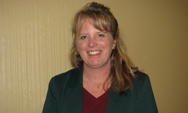 Wendy Booth, Area F director in southeastern B.C., oversees provision of many services in the area encompassing Fairmont Hot Springs, Windermere and Panorama Mountain Resort.