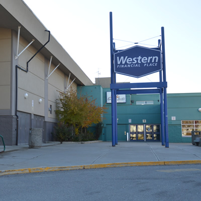 Western Financial Place, the home arena for the Kootenay Ice Hockey Club, will have a jumbotron installed in time for the 2019-2020 hockey season.