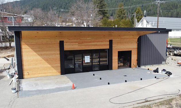 Wild North Brewing Co. is located at 125 - 16th Avenue North in Creston.