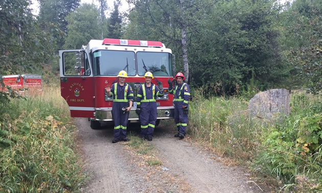 The City of Castlegar will be working with students from Selkirk College's Forestry Technology program to reduce the risk of wildfire in the community, thanks to support from a wildfire mitigation grant from Columbia Basin Trust.