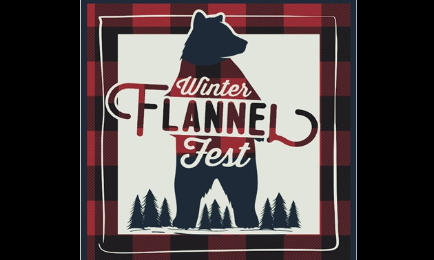Kimberley Winter Flannel Fest graphic.