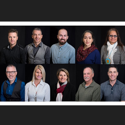 The Cranbrook Tourism Board of Directors.