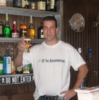 Pete Durning, new owner of the Byng Roadhouse in Cranbrook.