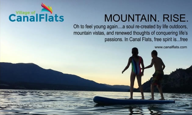 Canal Flats ad